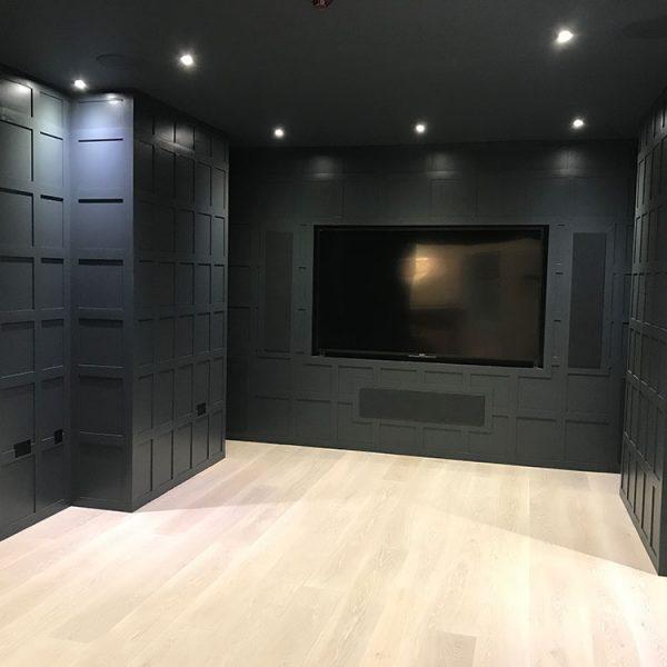 Luxury Smart Home, Security & Fire project in Buckinghamshire